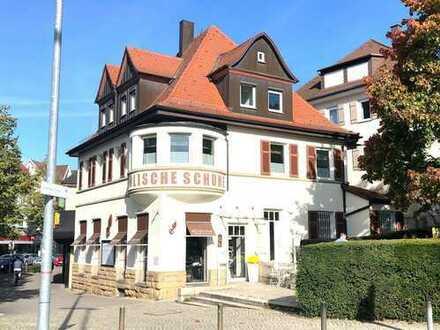 Gewerbeeinheit im 1. & 2. OG in Böblinges bester Lage   fußläufig zur S-Bahn   neu renoviert