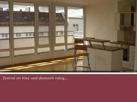 Moderner Neubau im Kiez! *Balkon / Wannenbad*