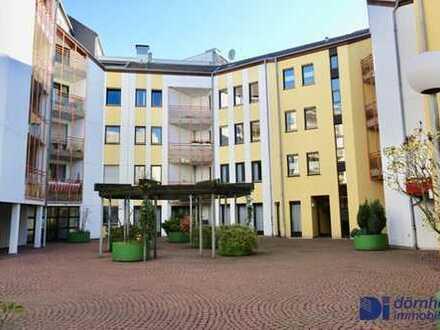 südliche Innenstadt, freie Wohnung mit Tiefgaragenplatz
