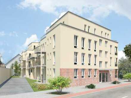 Neubau-Erstbezug - hochwertige 2-Zimmer Wohnung