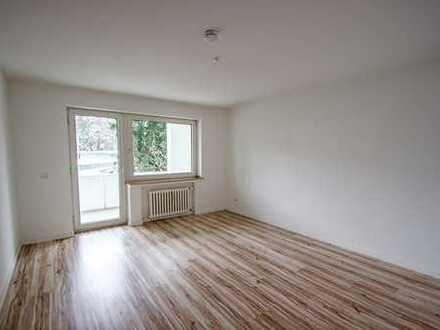 Ruhige 2-Zimmerwohnung mit Balkon für 1 Person - WBS erforderlich