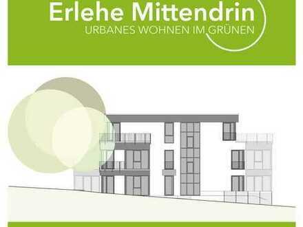 Schöne 3-Zimmer-Erdgeschosswohnung, Einbauküche, Wintergarten, Terrasse & Gartenanteil in Roßdorf