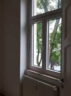 Sanierte, gemütliche Altbauwohnung mit Hinterhausflair