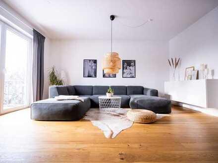 Exklusive Wohnung mit Balkon & Garage in Bestlage Worms-Hochheim