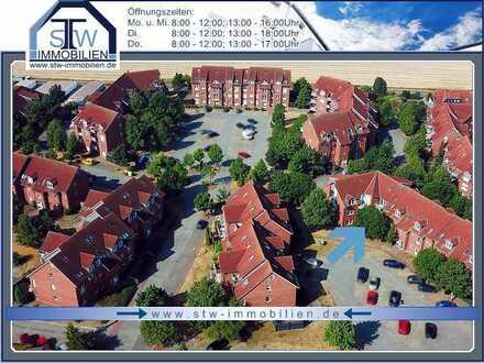 ⭐⭐⭐⭐⭐2,5-Raum Wohnung mit Laminatboden, Abstellraum, Terrasse, Stellplatz, Hausmeisterservice uvm.