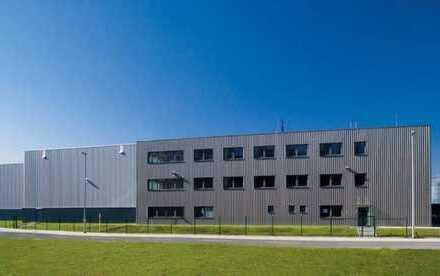 Büro- und Lagerfläche im Logistikzentrum Mülheim