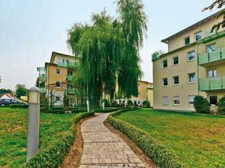 2-Zimmer-Wohnung im Betreuten Wohnen  Residenz Chiara in Altötting