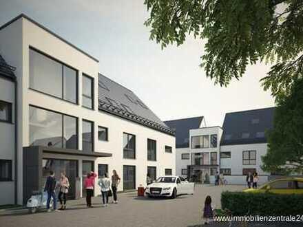 """Maisonettenwohnung mit Aufzug """"SELIGENSTADT"""" W12 - Haus B - 3-Zi. DG rechts - Balkon - 119,95 m²"""