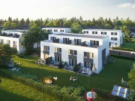 Mittelhaus voll Sonne in VS-Schwenningen, Schramberger Straße wartet auf Sie & Ihre Familie