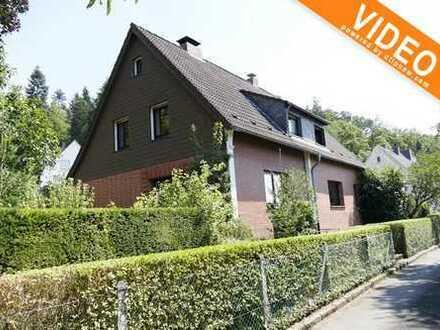 Idyllisch gelegenes Einfamilienhaus im Marienforster Tal