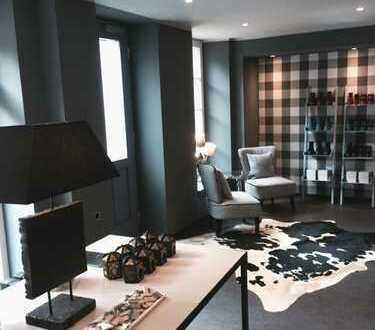 traumhaft schöner Friseurladen mit Boutique in der Weinheimer Altstadt