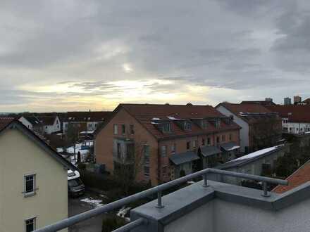 Exklusive 2,5-Zimmer-Maisonette-Wohnung mit Balkon und Einbauküche in Ulm