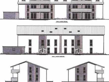 Exklusive Dachgeschosswohnungen -Erstbezug Wohnanlage Heckenweg-