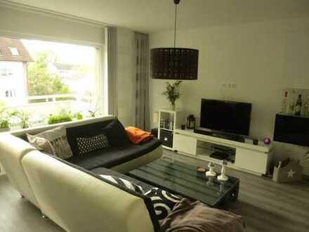 helle 3 1/2 Raum Komfortwohnung in bester Wohnlage mit großem S/W Balkon