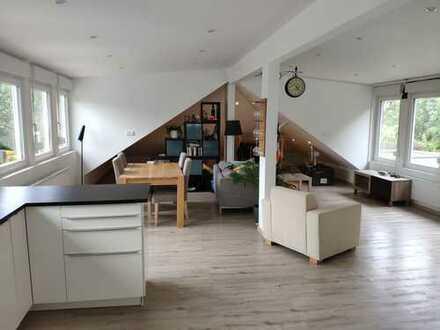 Schöne, geräumige Loft in bevorzugter ruhiger Wohnlage in Worms, Herrnsheim