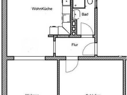 Freundliche, barrierearme 2,5-Zimmer-Wohnung in Bottrop-City