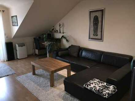 3,5-Zimmer-DG-Wohnung in Laupheim (Anne-Frank-Strasse) - mit TG- und Außenstellplatz