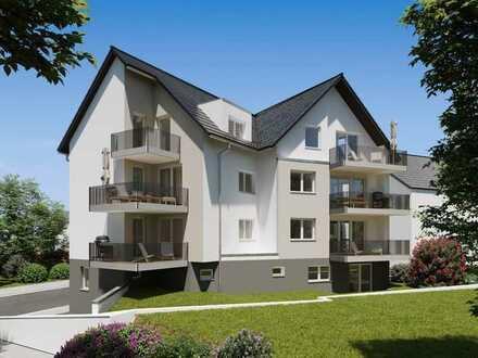 Mehrfamilienhaus Neubau 7 Einheiten, zentrale Lage