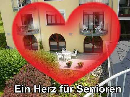 Betreutes Wohnen in TOP-Seniorenresidenz