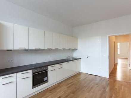 Ab November: separate Küche mit EBK | Balkon | 2 Bäder | Parkett | Fußbodenheizung