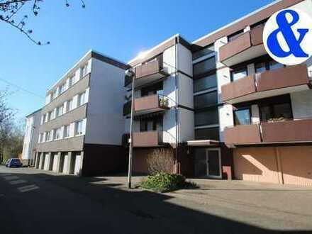 2 Zimmer in Rheinnähe !