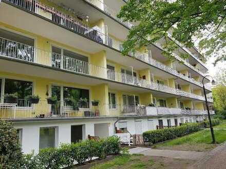 TOP - Contrescarpe - 3 Zimmer Wohnung - 2 Balkone - mit Blick auf die Wallanlagen