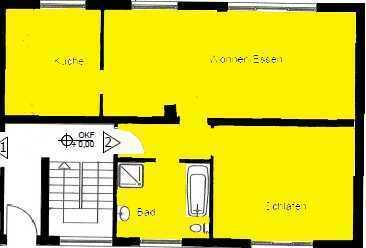 BELTHEIM - 2-Zimmer-Wohnung mit Stellplatz!