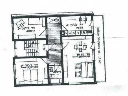 3 -Zimmer Wohnung in Dossenheim ab sofort zu vermieten