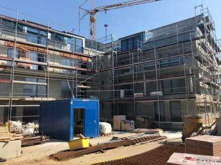 E & Co. - Neubau / Erstbezug - Hochwertige 2 Zimmer Erdgeschosswohnung mit Privatgartenanteil (SNR).