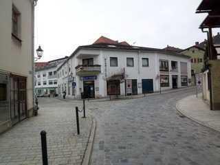Stadthaus in Bad Kötzing Wohnungen und Gewerbe
