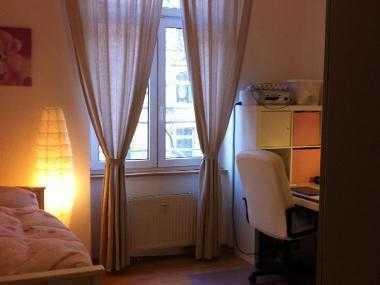 Schönes 20qm Zimmer in super Lage, Nordend, auf Wunsch möbliert