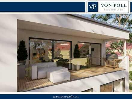 Hochwertige Wohnung mit großzügiger Dachterrasse