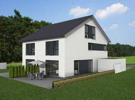 Traumhaftes Effizienz 55 Schwörer- Doppelhaus in Mäuerach