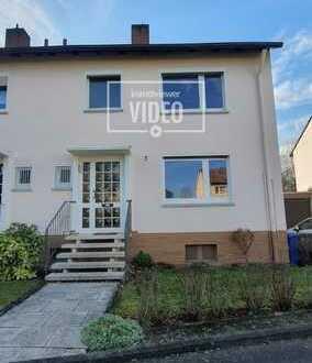 Gemütliche Doppelhaushälfte mit Garage und wunderschönem Garten - Niederrodenbach
