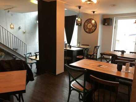 Burger Bar in Bad Vilbel zu vermieten
