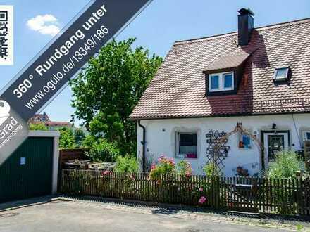 ++Wohnen in Sulzbach-Rosenberg++ Doppelhaushälfte mit Garage in guter Lage