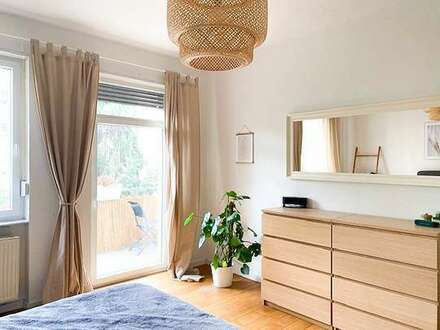 Schöne 3-Zimmer-Wohnung mit 2 Balkonen in der Mannheimer-Oststadt