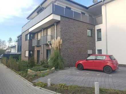 Erdgeschosswohnung. Terrasse, Barrierefrei, Neuwertig