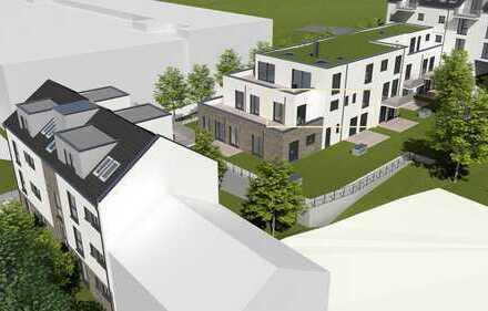 Erstbezug: exklusive 2-Zimmer-Terrassenwohnung mit EBK und Stellplatz
