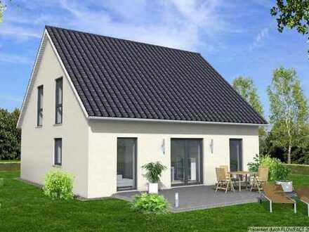 Komfortables Einfamilienhaus mit schönen Grundstück