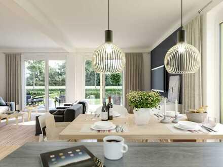 5-Zimmer-Reihenhaus mit Terrasse und Garten in attraktivem Design und hochwertiger Qualität