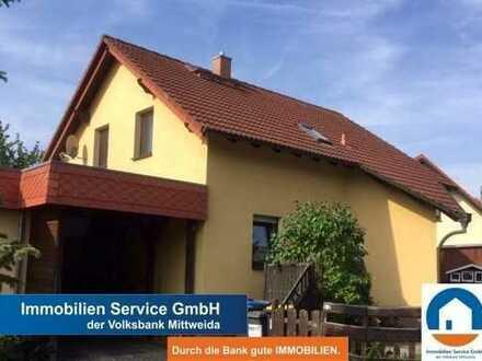 Einfamilienhaus in schöner und ruhiger Lage!