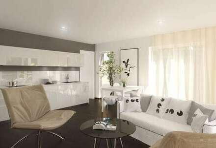 Neubau, 2-Zimmer-Erdgeschoßwohnung mit Gartenanteil