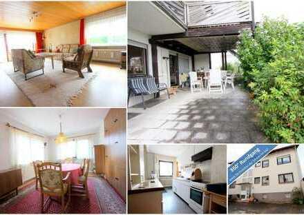 EIGENNUTZUNG oder KAPITALANLAGE - 5-Zimmer-Wohnung mit Terrasse und Gartenanteil