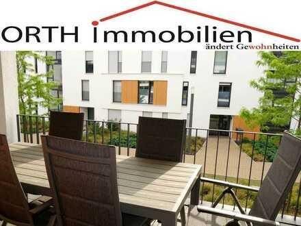 Innenstadt - Hochwertige 4 Zimmer Neubauwohnung mit EBK u. großer Sonnenterrasse