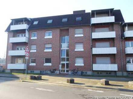 3-Zimmerwohnung mit Balkon!