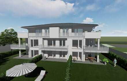Erstbezug: attraktive 3-Zimmer-Wohnung mit Terrasse in Versmold