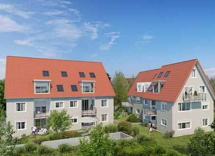 Großzügige Maisonettewohnung mit 4 Zimmern und Galerie