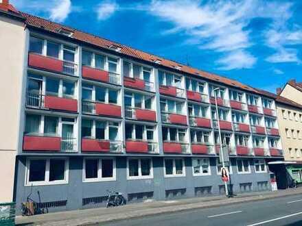 Kernsanierte 1-Zimmerwohnung in Linden-Nord