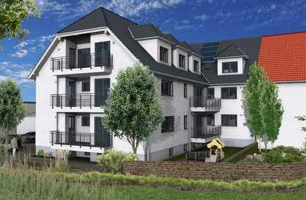 Wohn(t)räume verwirklichen - großzügige 2-Zimmerwohnung im Dachgeschoss